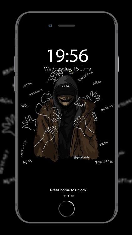 HD Ghetto Wallpapers screenshot-3
