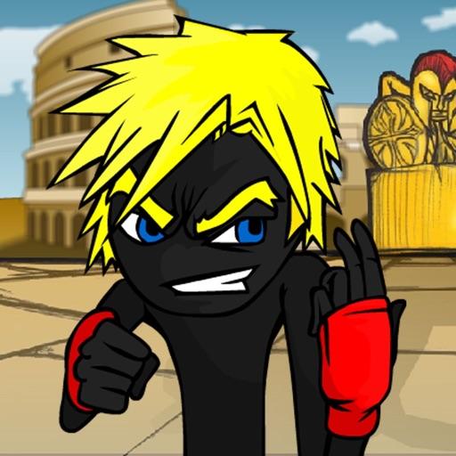 Stick Fight Hero:Stickman War