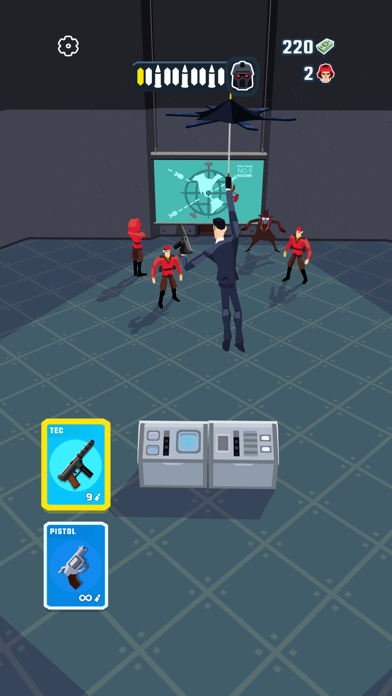 Agent Action screenshot 2