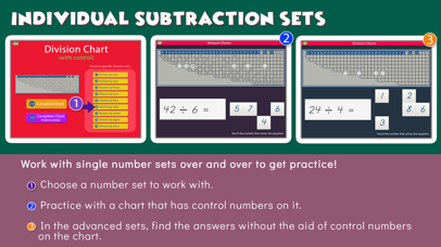 Montessori Division Charts screenshot 5
