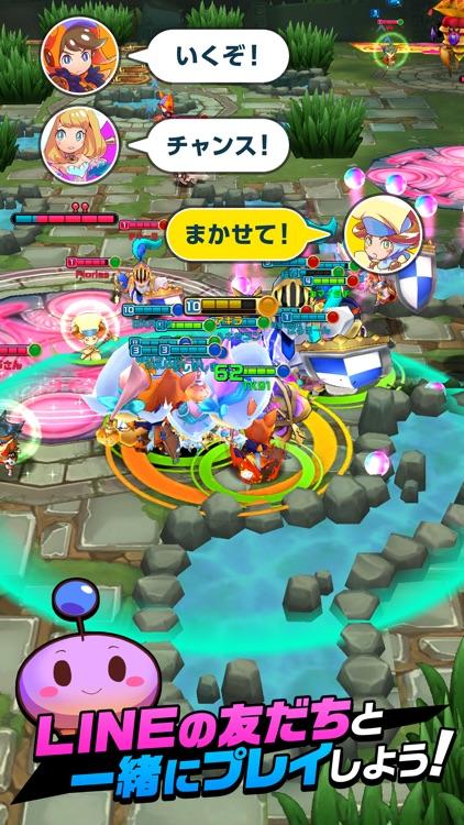 LINE ゴッタマゼイヤー screenshot-3
