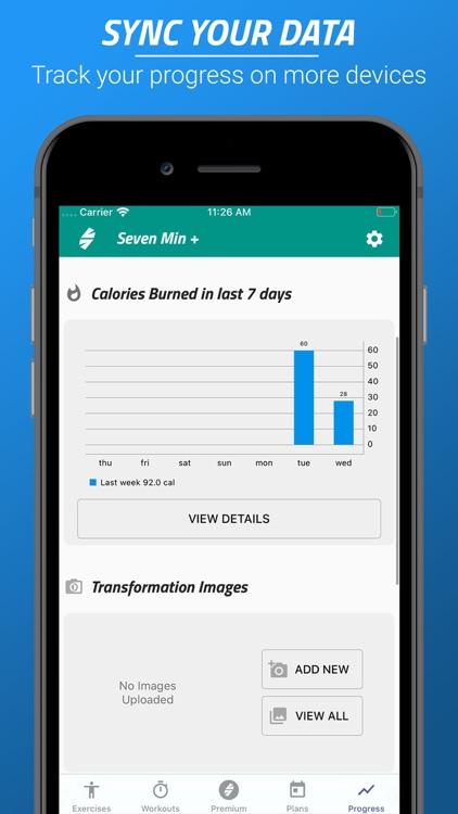 7 Minutes Workouts PRO screenshot-6