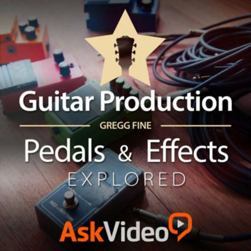 Guitar Pedals & Effects Course