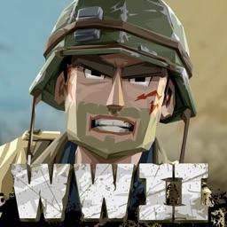 World War Polygon- WW2 shooter