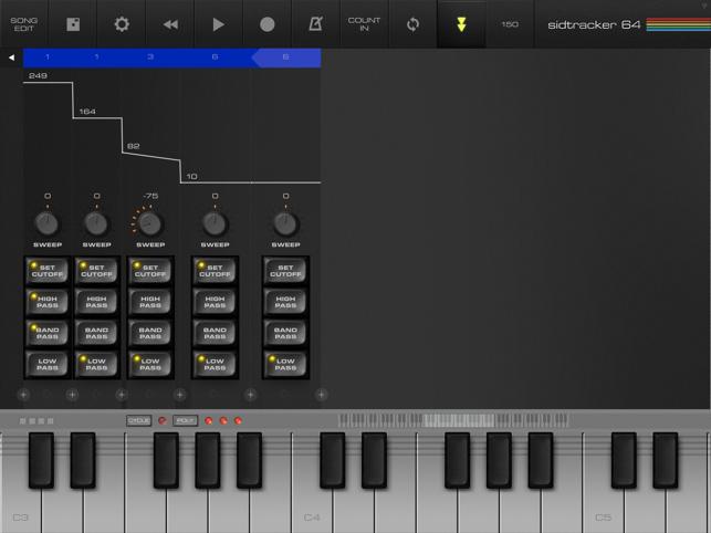 SidTracker64 Screenshot