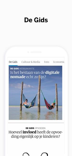 0cb78a4fa4b56e de Volkskrant - Nieuws in de App Store