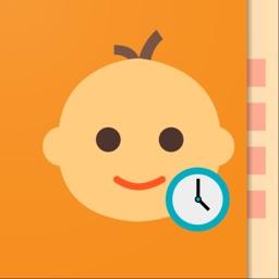 Baby Daybook: Baby Log Tracker