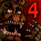App Icon for Five Nights at Freddy's 4 App in Saudi Arabia IOS App Store