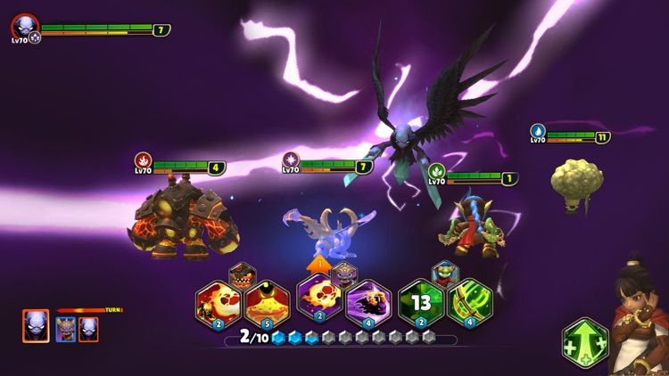 Skylanders™ Ring of Heroes screenshot-3
