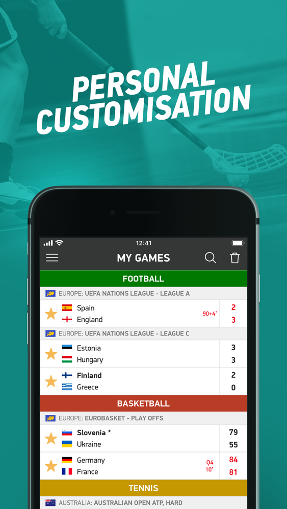 Flashscore Live Scores App For Iphone Free Download