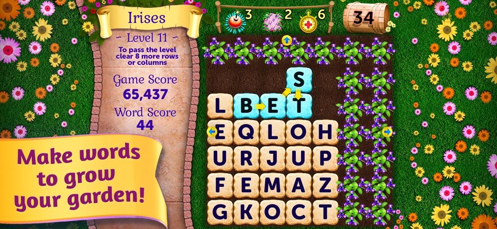 Letter Garden hack tool
