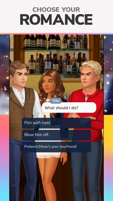Screenshot for Episode - Choose Your Story in United States App Store