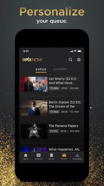 EPIX NOW: Watch TV and Movies screenshot-4
