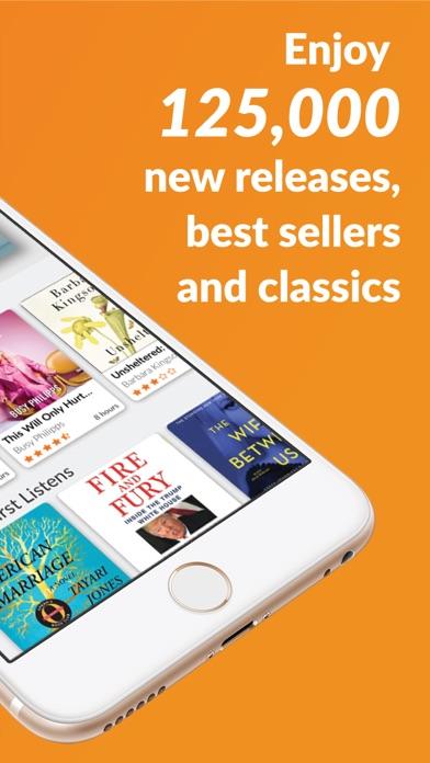 Audiobooks com: Audio Books App Data & Review - Book - Apps Rankings!