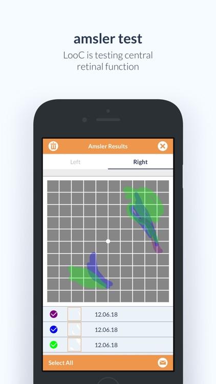 LooC - Mobile eye test screenshot-4