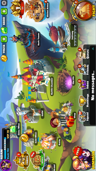 Mighty Party: Battle Heroes screenshot 6