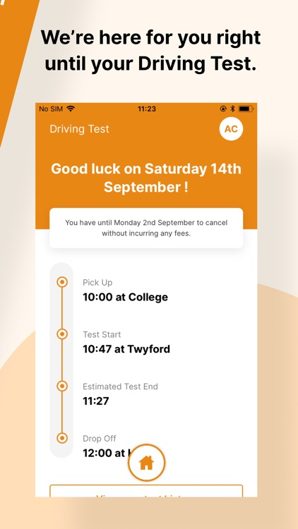 MyDriveTime for Students screenshot-4