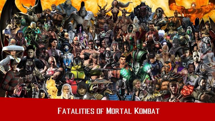 Fatalities of MK
