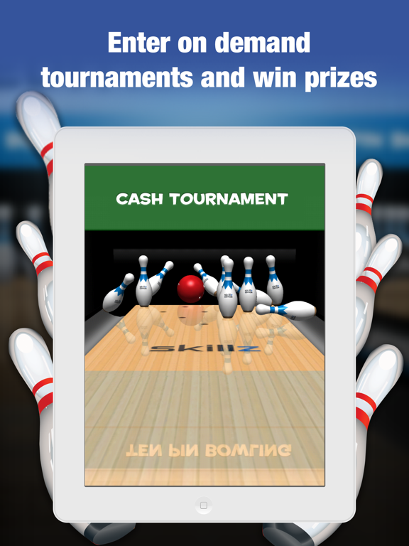Strike! eSports Bowling by Touch Mechanics (iOS, United