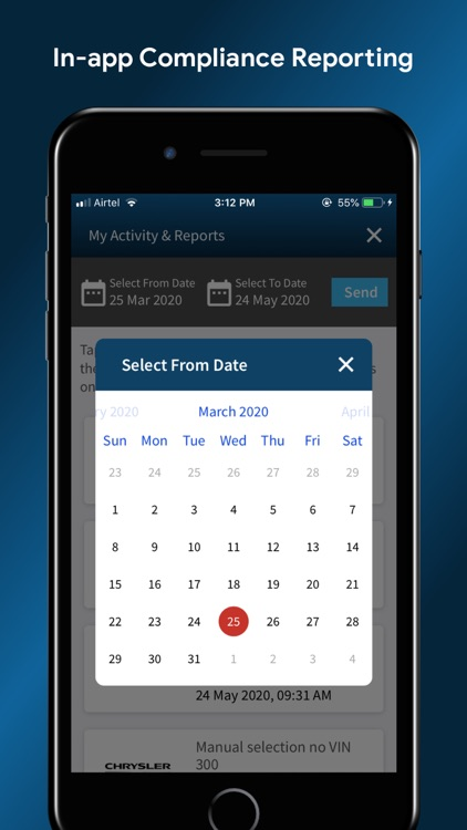 Privacy4Cars: delete car data screenshot-7