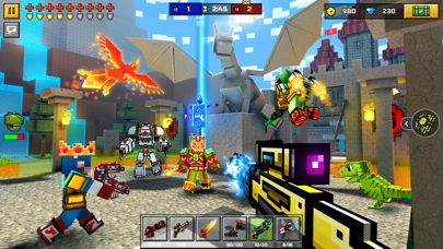 Download Pixel Gun 3D: FPS PvP Shooter for Android