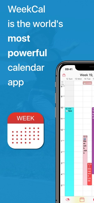 WeekCal on the App Store