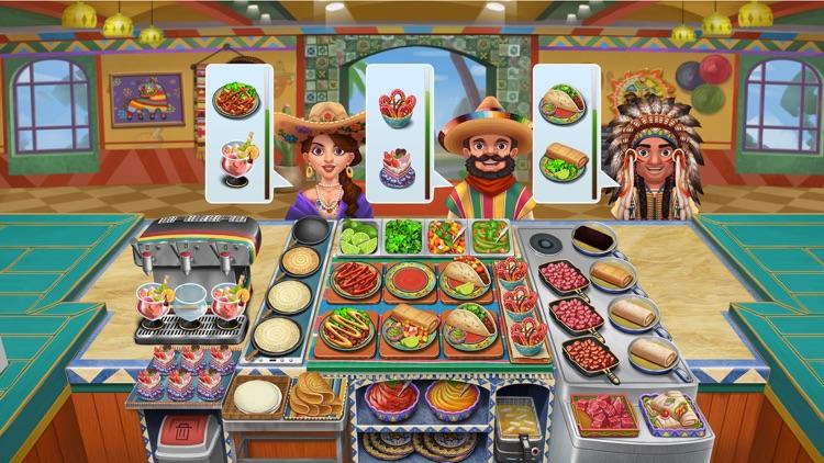Crazy Cooking Star Chef screenshot-4