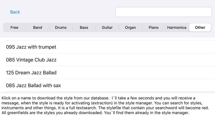 Jazz Song Creator Pro screenshot-7