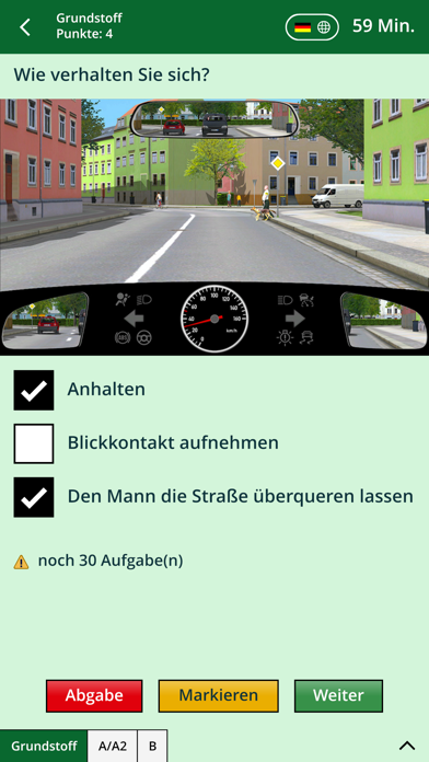 Screenshot for FahrAPP in Germany App Store