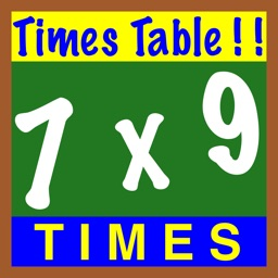 Times Table ! !