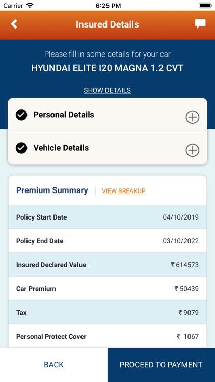 Insure: Online Insurance App screenshot-5
