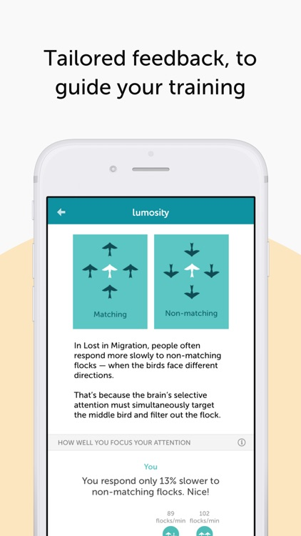 Lumosity: Brain Training screenshot-7