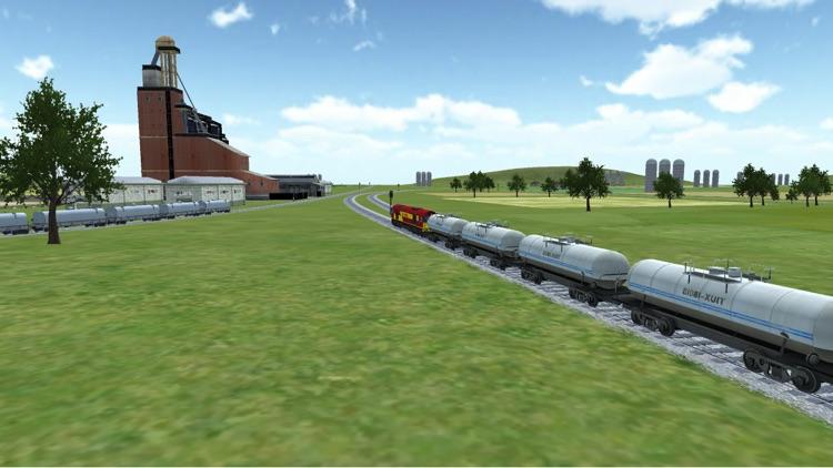 Train Sim screenshot-5