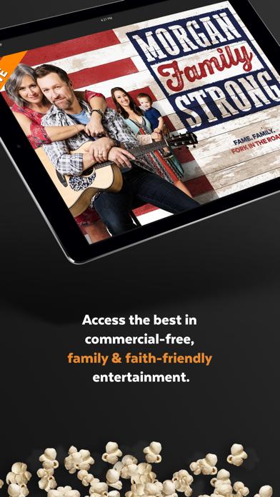 UP Faith & Family Screenshot