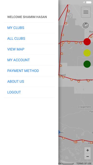 GroomerTracker Screenshot