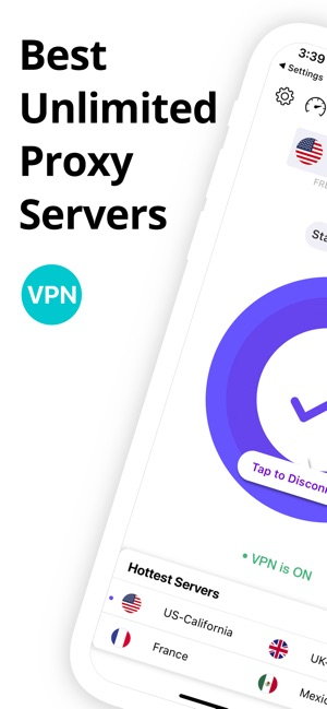 VPN Clean: Super proxy master on the App Store