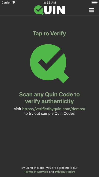 Verified by Quin