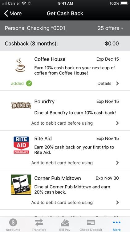 Buckeye Community FCU Mobile screenshot-6