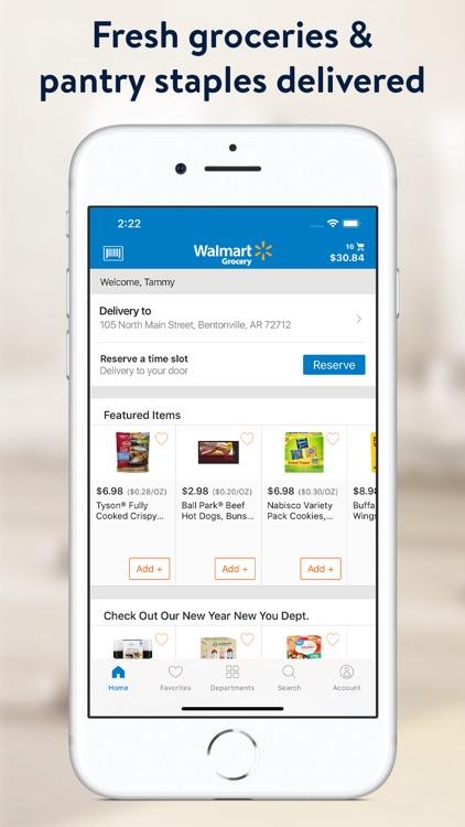Walmart Grocery Shopping screenshot-7
