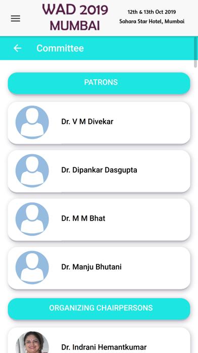 WAD 2019 Mumbai Screenshot