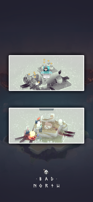 ‎Bad North Screenshot