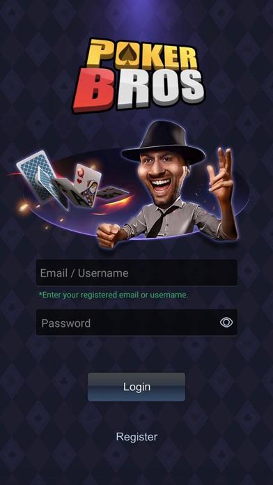 PokerBROS Screenshot