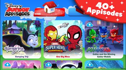 Disney Junior Appisodes Screenshot