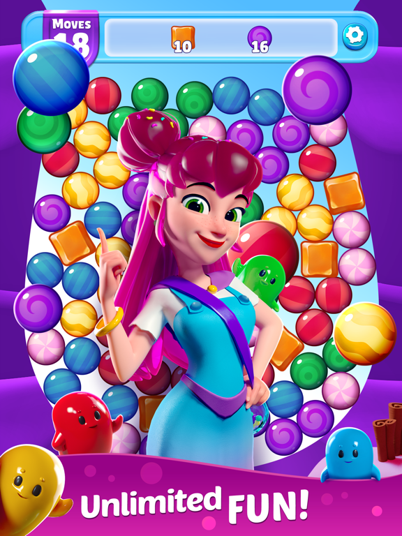 Sugar Blast: Pop & Relax screenshot 8