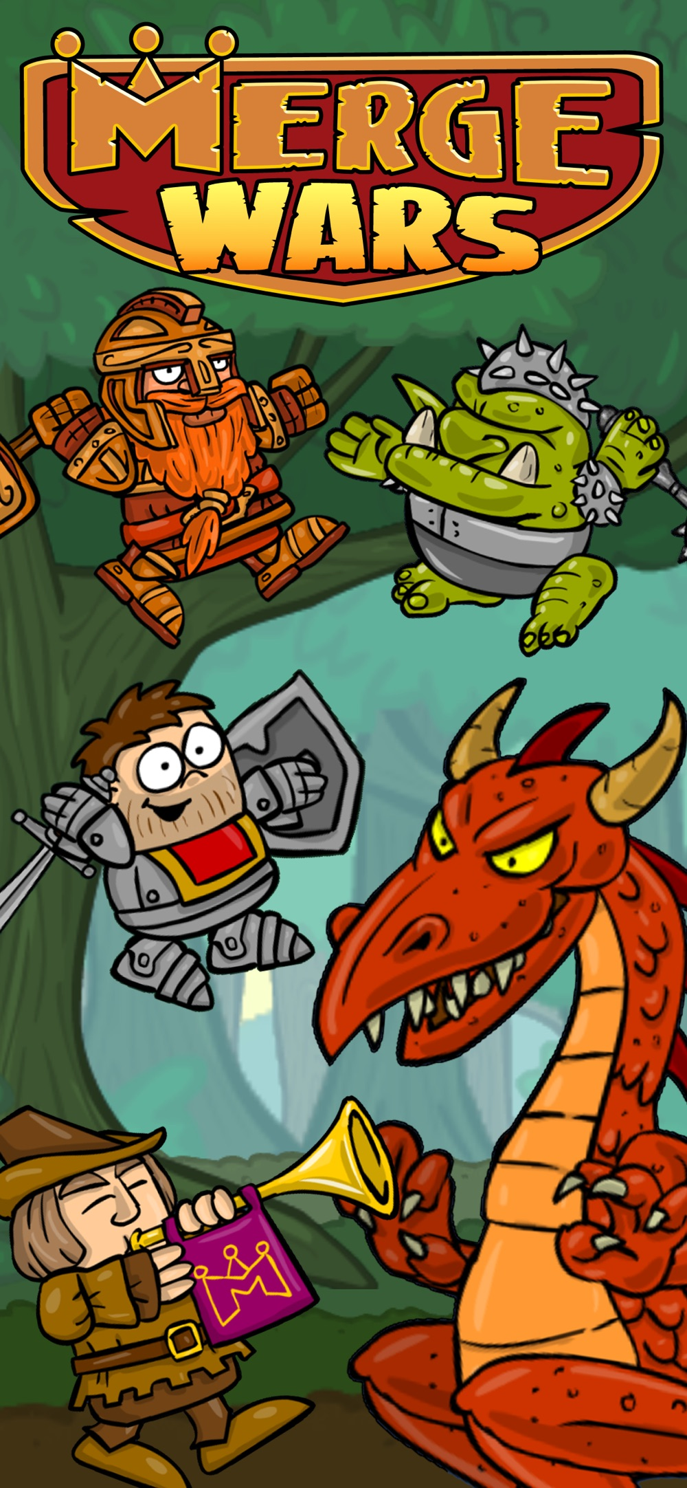 Merge Wars – Idle Hero Tycoon Cheat Codes