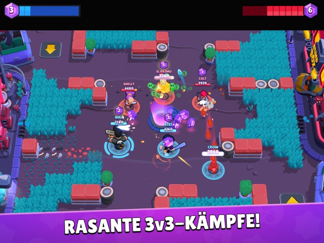 ‎Brawl Stars Screenshot