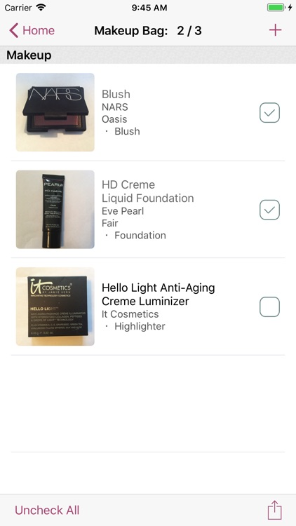 myBeautyCache screenshot-4