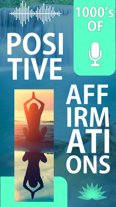 Positive Affirmations App screenshot 3