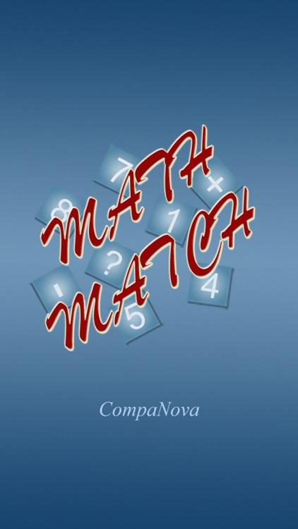 Math and Match