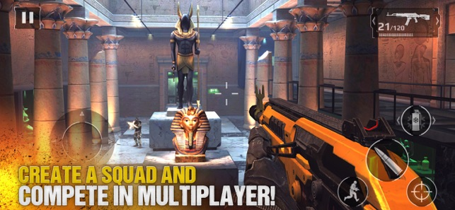 first person shooter mac multiplayer